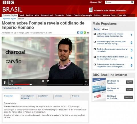 bbc aprender ingles